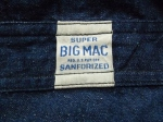Super Big Mac waist tag