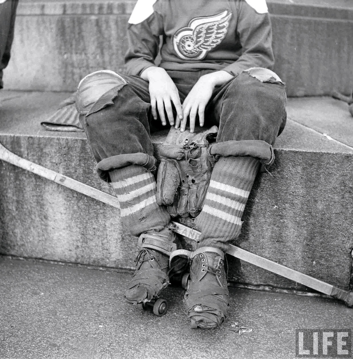 Vintage Hockey Clothing 48