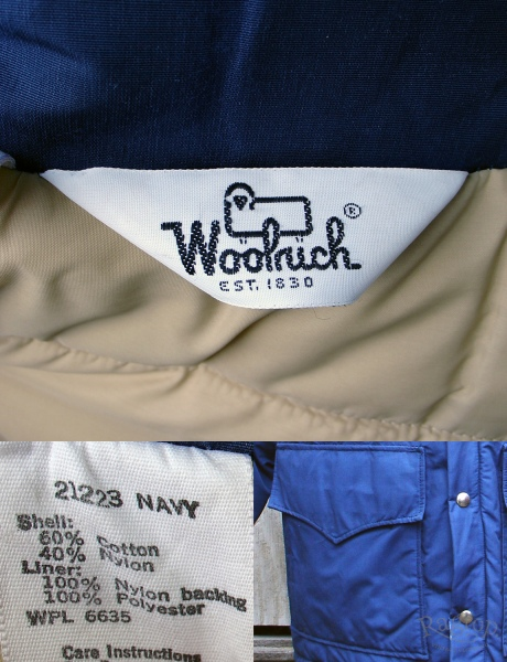 Woolrich Down