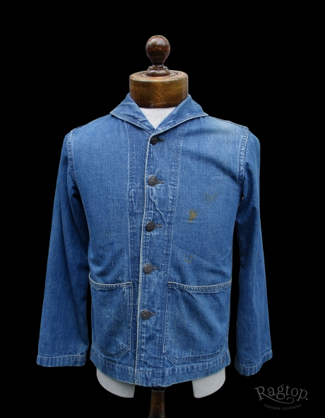 denim and workwear ragtop vintage clothing page 2