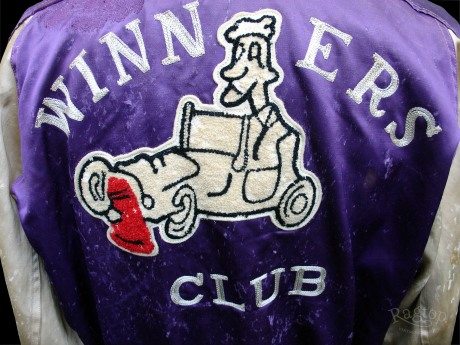 Winners Club Stitch
