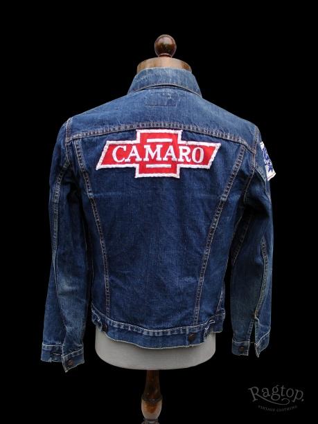 Levis-Camaro back
