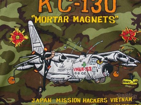 Mortar Magnets Close up