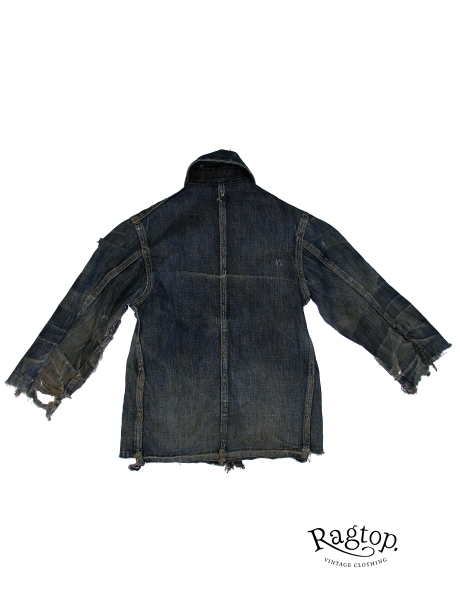 Kids Denim Back