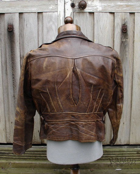 California leather back