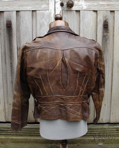 California leather back
