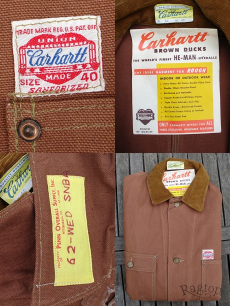 Carhart Collage