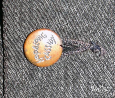 Cassidy button